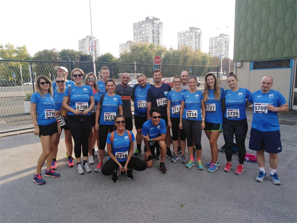 ViO participated in MAGENTA B2B Run for second year in a row